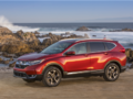 2018 Honda CR-V reviews