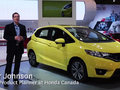 2015 Honda Fit - Interior Features