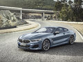 The first road tests of the BMW 8 Series