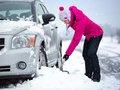 Ce que vous devez avoir dans votre voiture en hiver