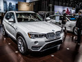 2015 BMW X3 : Perfect size