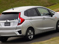 Honda Fit displays its 5 stars