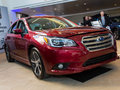 Ottawa Auto Show: 2015 Subaru Outback and Legacy
