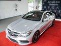Mercedes-Benz E-Class 2016 E 400 4MATIC COUPE, ensemble sport,intérieur rouge