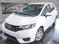 Honda Fit LX*LA MEILLEURE DE SA CATÉGORIE* 2016