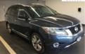 2016 Nissan Pathfinder PLAT