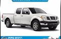 2018 Nissan Frontier Crew Cab PRO-4X Leather Package