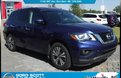 2017 Nissan Pathfinder SL AWD, Heated Leather, Towing Package