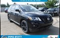 2018 Nissan Pathfinder Midnight Edition 4WD