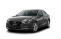 Mazda MAZDA 3 GS MANUAL (EXTRA RED/GREY PAINT) GS 2017