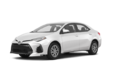 2017 Toyota COROLLA SE 6M FC20