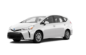Toyota Prius v FD22 2017