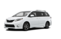 2017 Toyota SIENNA SE V6 8-PASS 8A SE