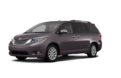 2017 Toyota SIENNA XLE AWD 7-PASS 8A LB15