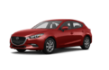 2018 Mazda MAZDA 3 SPORT GX MANUAL (EXTRA RED PAINT) GX