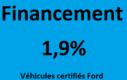 Ford Escape Titanium AWD CERTIFIÉ FORD TAUX 1.9% 72 MOIS 2.0L 2018