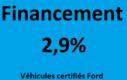 Ford Fusion TITANIUM AWD CERTIFIÉ FORD TAUX 2.9 % CUIR TOIT 2018