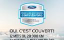 Ford Fusion TITANIUM AWD CERTIFIÉ FORD TAUX 2.9% 72 MOIS GPS 2018