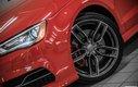 2016 Audi S3 TECHNIK, ADVANCE HANDLING