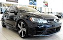 Volkswagen Golf R Groupe technologies 2016