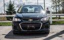 Chevrolet Sonic LT MAGS CAMÉRA A/C ULTRA CLEAN 2018