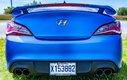 Hyundai Genesis Coupe 3.8L R SPEC WRAP CUSTOM FLIP GLACIAL BLUE 2016