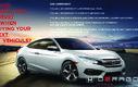 Honda Fit EX+CAMERA+BLUETOOTH+LECTEUR CD+AIR CLIMATISE 2015