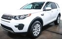 2016 Land Rover DISCOVERY SPORT SE AWD CUIR BLUETOOTH  VOLANT CHAUFFANT