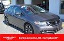 Honda Civic Berline EX, bluetooth, air climatisé. 2015