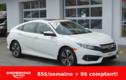 Honda Civic Berline EX-Turbo, Apple Carplay, bluetooth, toit ouvrant 2016