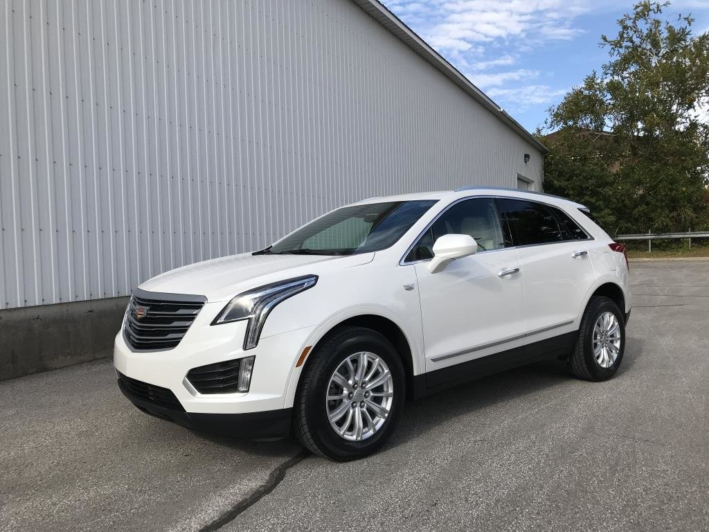 Cadillac XT5 2018 AWD