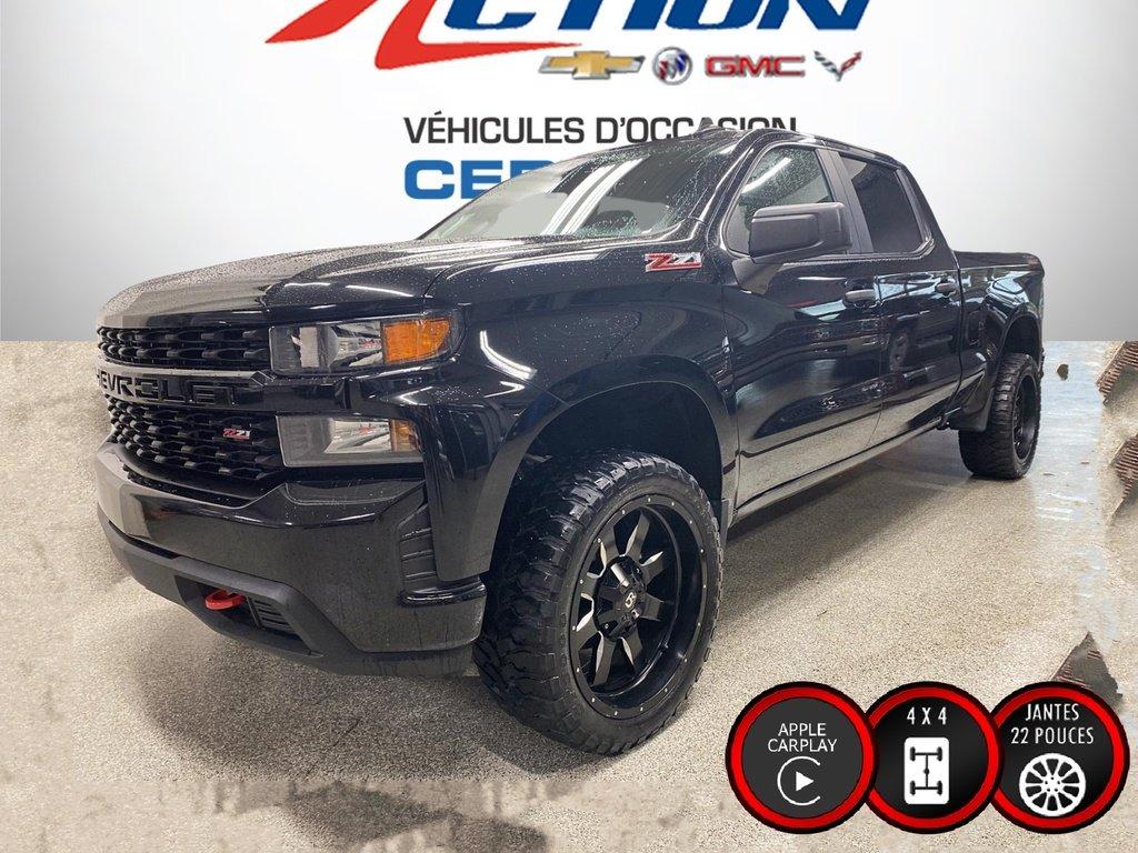 Chevrolet Silverado 1500 2019 Crew Cab - Custom Trail Boss - Pneu Off Road
