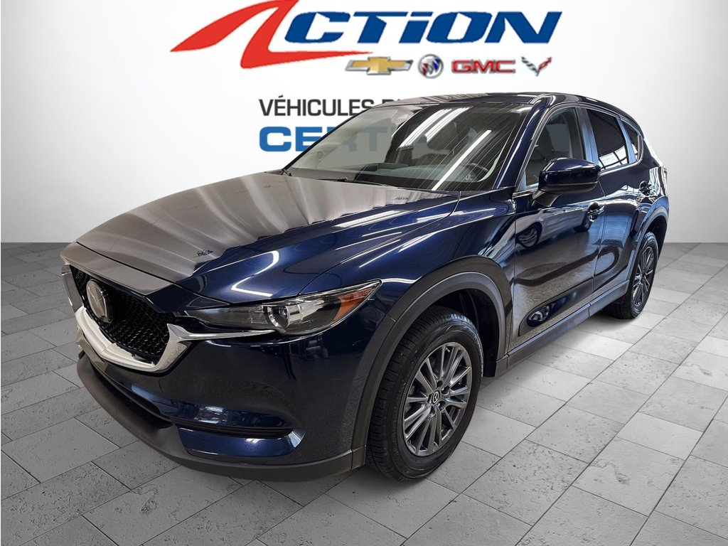 Mazda CX-5 2019 GS - AWD - Toit Ouvrant - Groupe Comfort