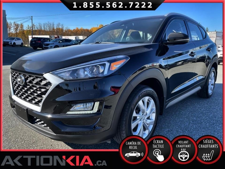 Hyundai Tucson 2019 Preferred TI