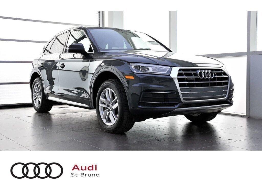 Audi Q5 2019 KOMFORT + ENS.COMMODITÉ + MOINS CHÈRE
