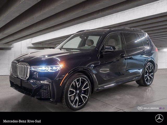 BMW X7 2019 XDrive40i * DISLAY KEY + ROUES 22''