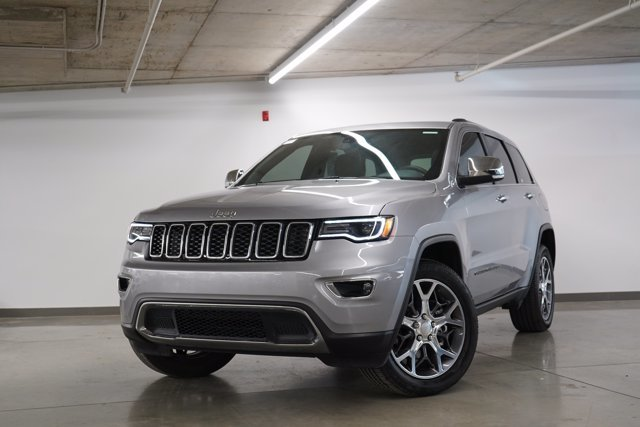 Jeep Grand Cherokee 2021 Limited * TOIT PANO + ROUES DE 20'' *