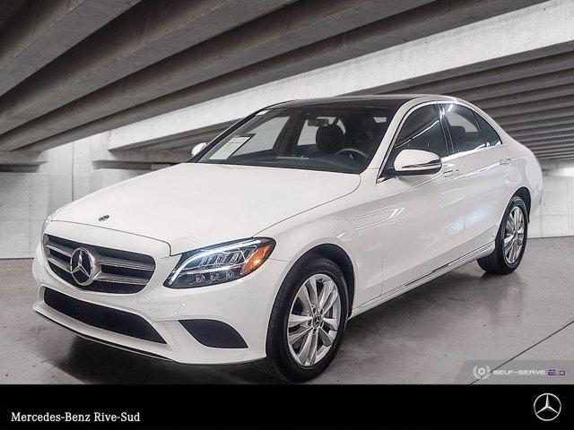 Mercedes-Benz Classe C 2020 C 300 * NAV + TOIT OUVRANT*