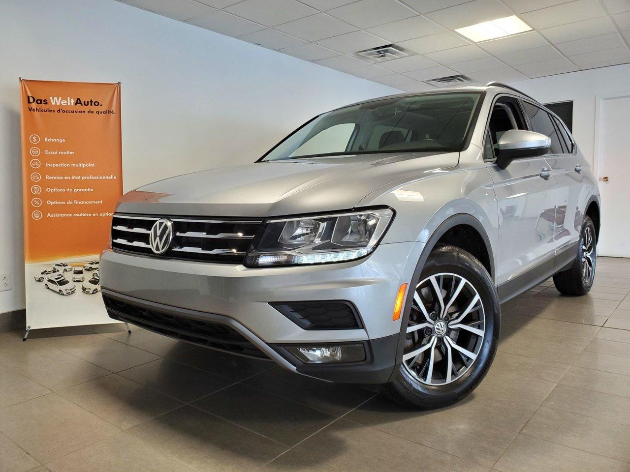 Volkswagen Tiguan 2019 COMFORTLINE