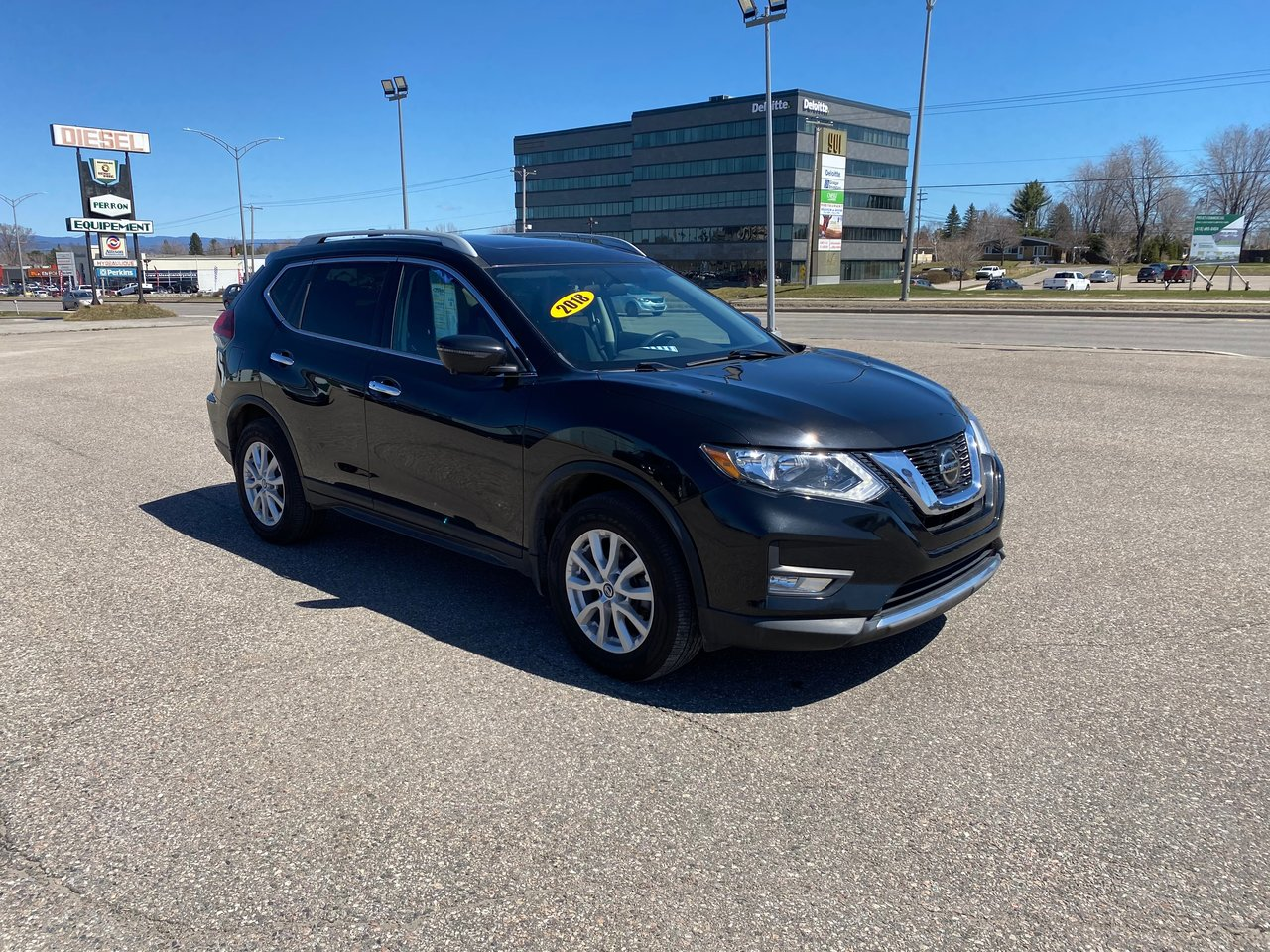 Nissan Rogue 2018 SV