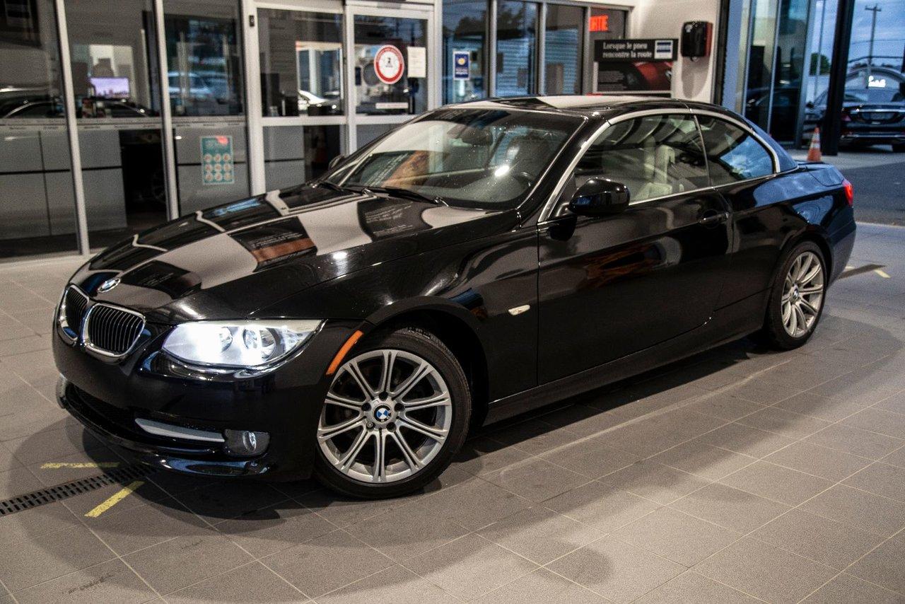 2011 BMW  Série 3 328i CONVERTIBLE