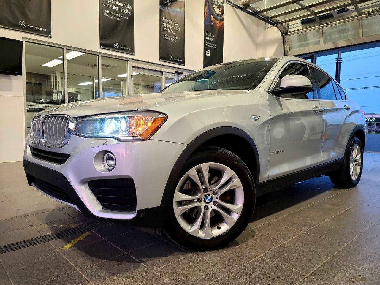 2016 BMW  X4 - $576.89/Mois 72M 0$ Comptant!
