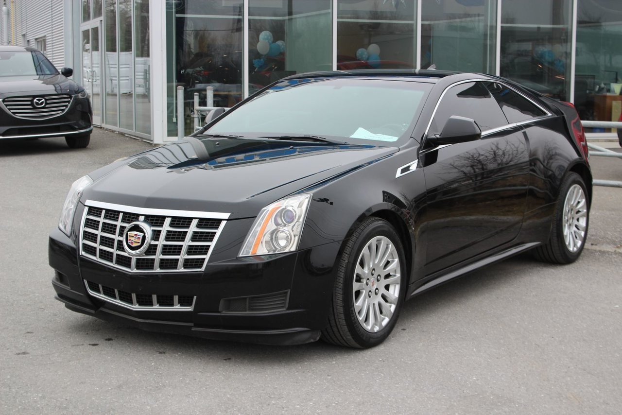 cadillac cts 2013 d 39 occasion vendre chez mazda de granby. Black Bedroom Furniture Sets. Home Design Ideas