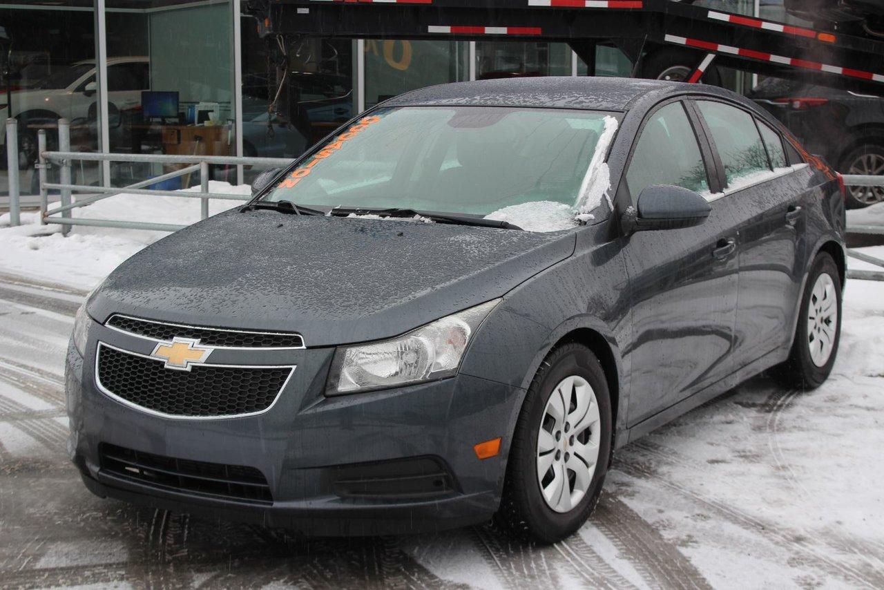 2013 Chevrolet  Cruze LT*TURBO*AC*CRUISE*AUTOMATIQUE*GR ELEC*