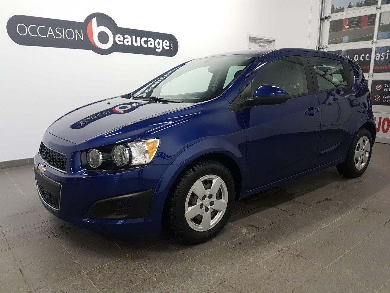 2014 Chevrolet  Sonic LS, bluetooth, A/C