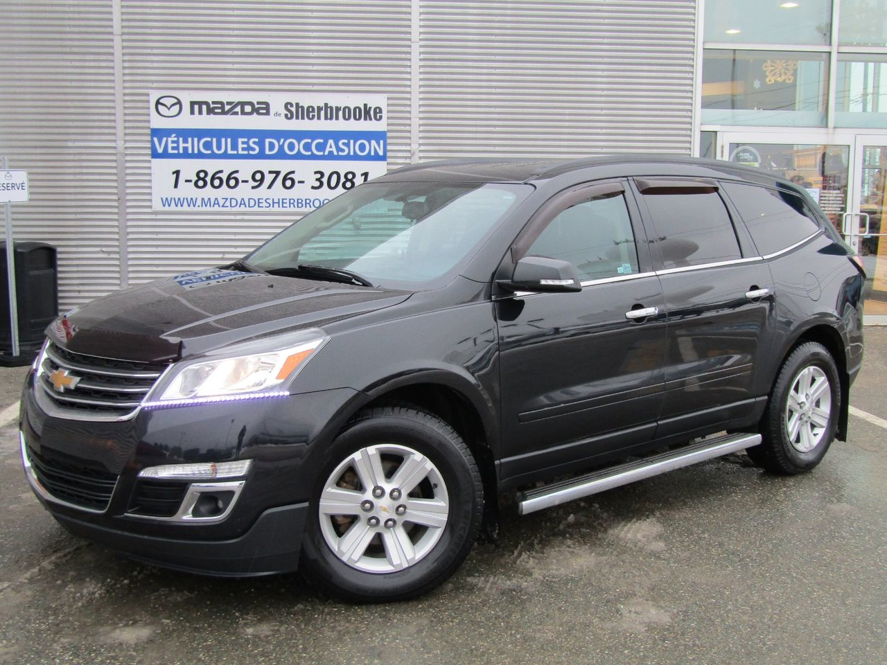 2013 Chevrolet  Traverse LT AWD  74500KM 7 PASSAGERS