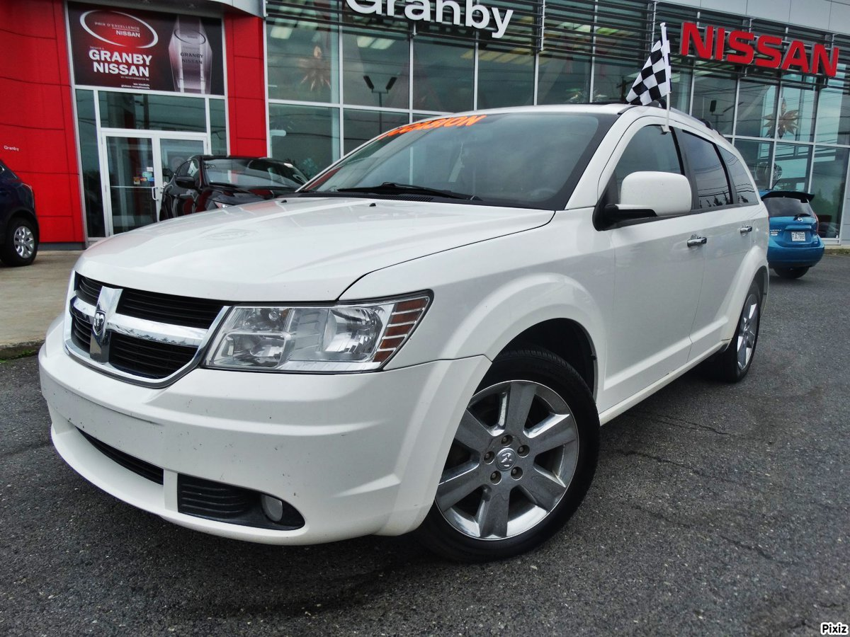 dodge journey 2010 d 39 occasion vendre chez nissan de granby. Black Bedroom Furniture Sets. Home Design Ideas