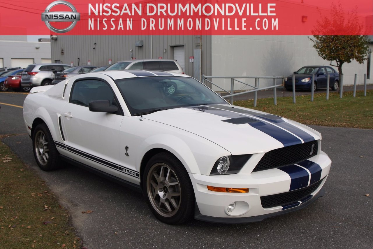 ford mustang 2008 d 39 occasion vendre chez nissan de drummondville. Black Bedroom Furniture Sets. Home Design Ideas