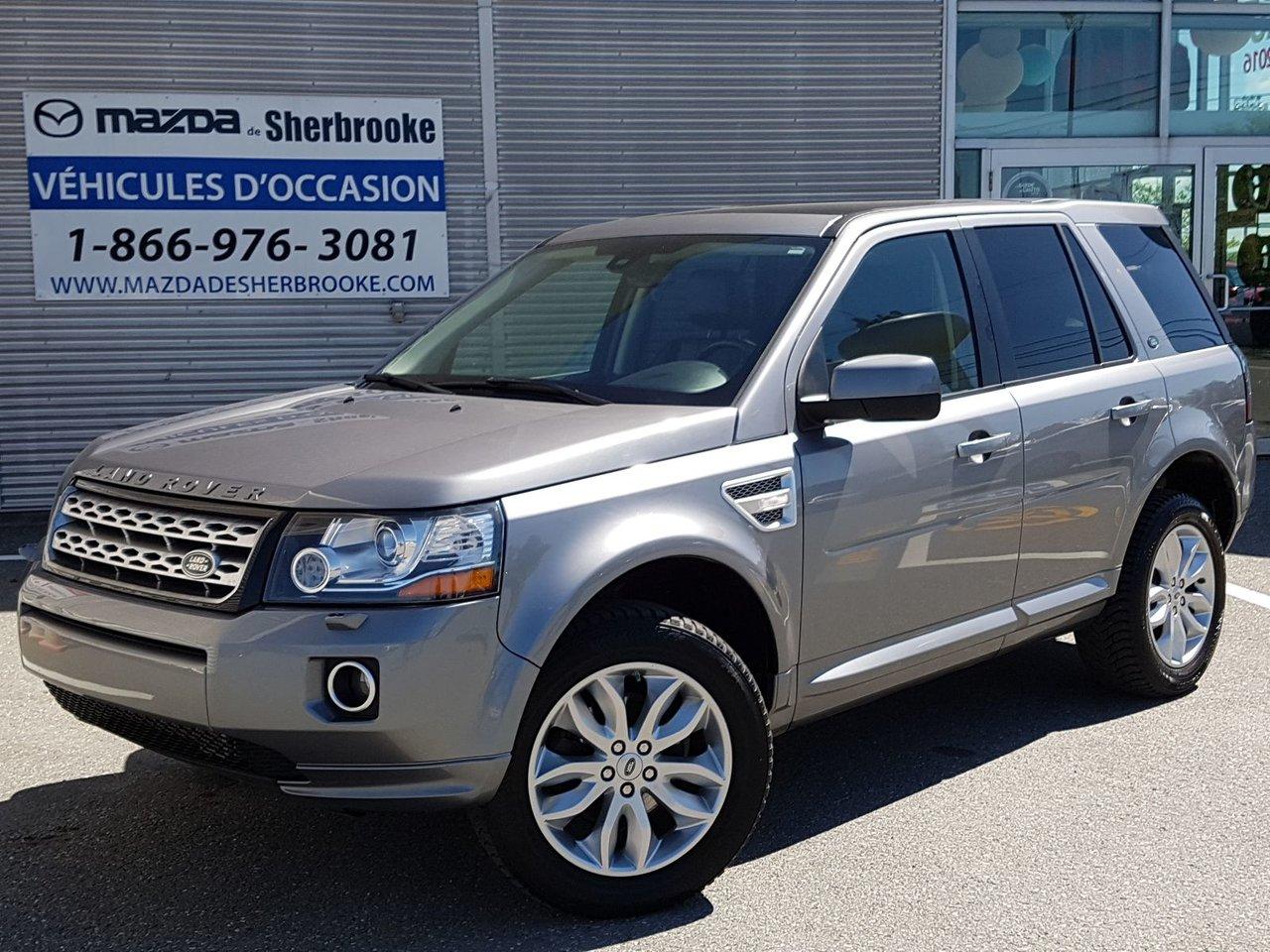 2014 Land Rover  LR2 Se awd cuir toit garantie prolongé