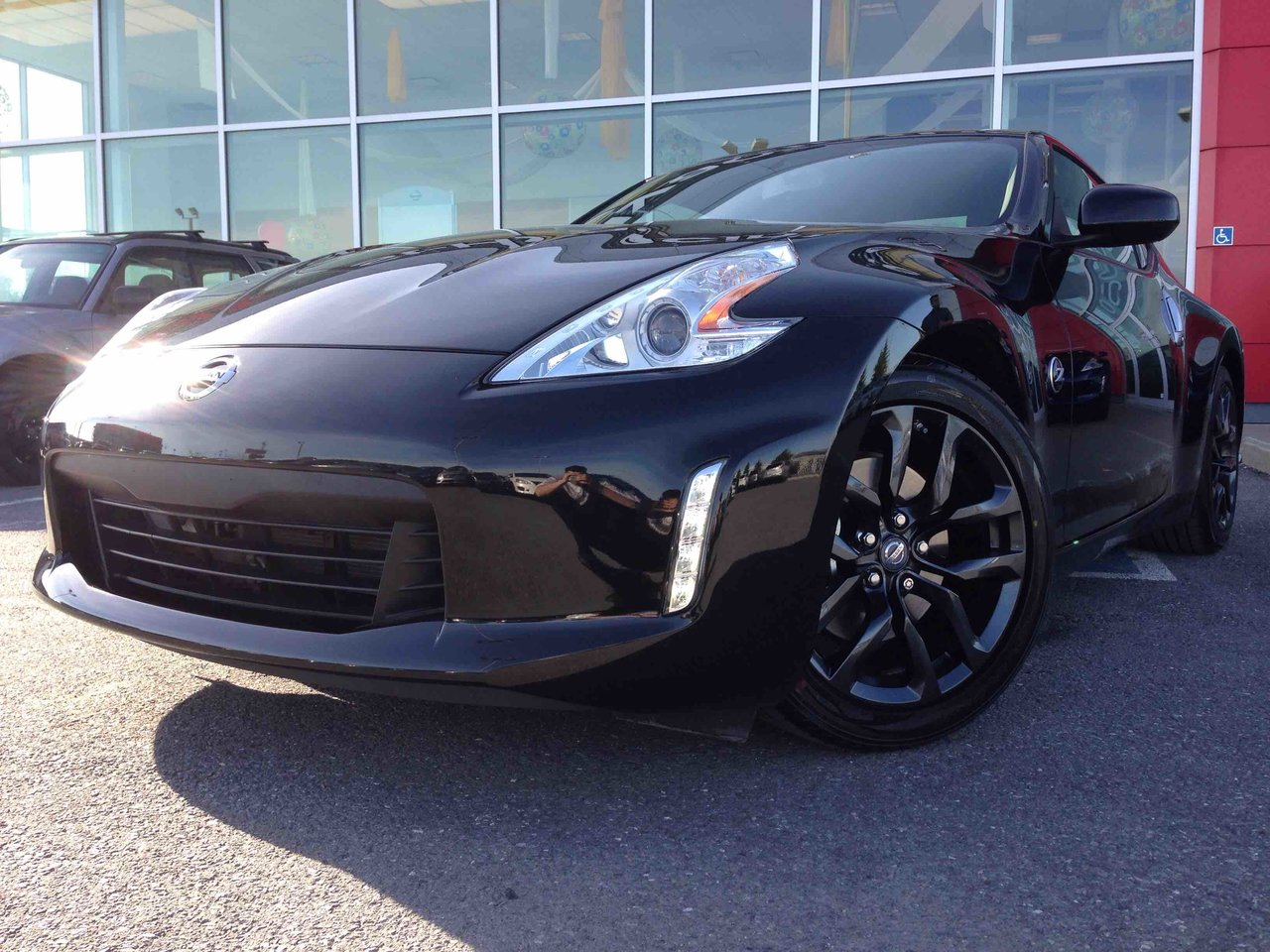 nissan 370z 2017 d 39 occasion vendre chez nissan st hyacinthe. Black Bedroom Furniture Sets. Home Design Ideas